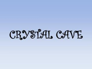 How to feel comfortable in your body – with Crystal Cave