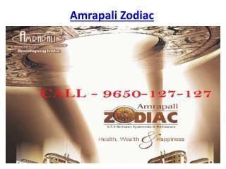 Amrapali Zodiac @9650-127-127 Luxury Flats