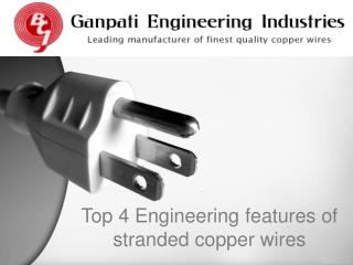Stranded Flexible Copper Wire Jumpers