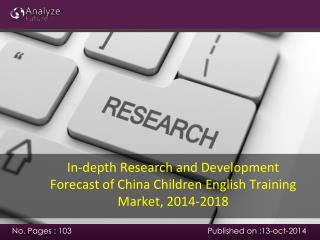 In-depth Research and Development Forecast of China Children