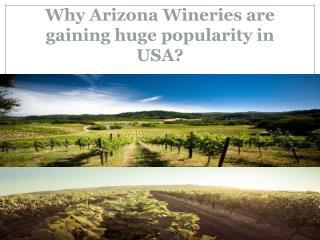 Arizona Wineries