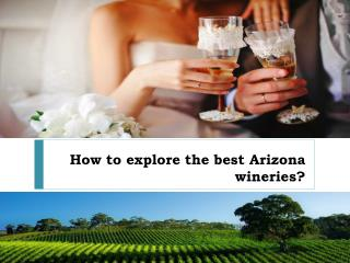 Best Arizona Wineries