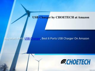 How To Get USB Charger, USB Wall Charger & Multiple USB Char