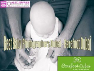Best Baby Photographers Dubai - Barefoot Dubai