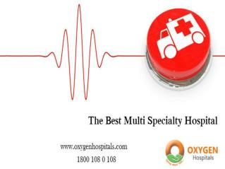 Multi Specialty Hospital Hyderabad