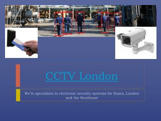 Security Systems London