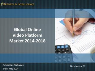Global Online Video Platform Market 2014-2018