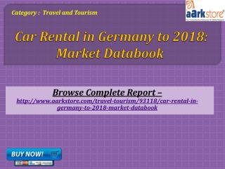 Aarkstore - Car Rental in Germany to 2018