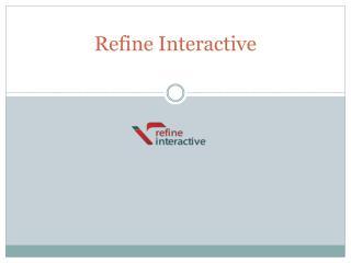 Refine Interactive | Web Design Agency | Digital Marketing