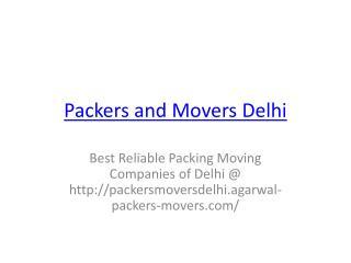 Delhi Shifting Procedure
