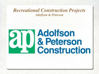 Recreational Construction and Renovation Projects