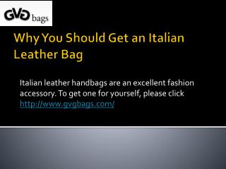 leather handbags –www.gvgbags.com