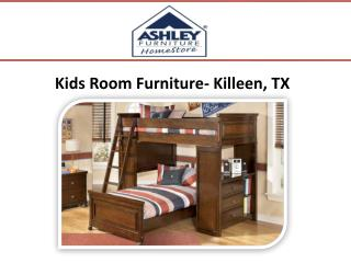 Kids Room Furniture - Killeen TX