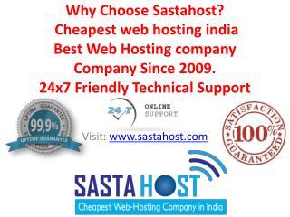 cheapest web hosting india best Web Hosting company