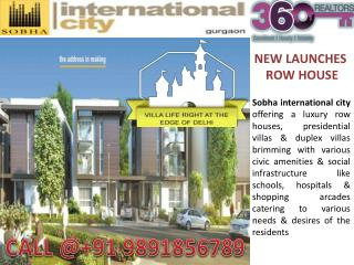 International City | 9891856789 Newest Luxurious Township By