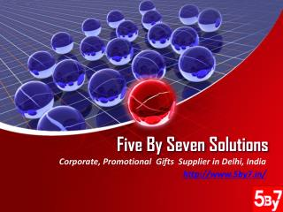Corporate Gifts Supplier in Delhi, India