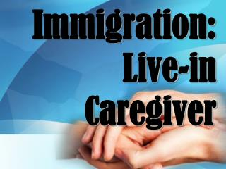 Live-in Caregiver