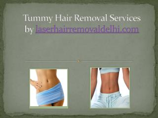 Stomach Hair Removal for Men,tummy laser hair removal treatm
