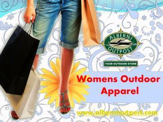 Women Outdoor Apparel
