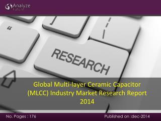 Analyze future : Global Multi-layer Ceramic Capacitor (MLCC)