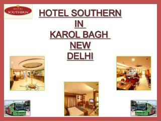 Find Budget Hotels in Karol Bagh, New Delhi