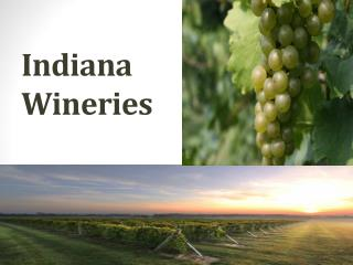 indiana winery