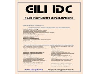 PADI IDC Indonesia