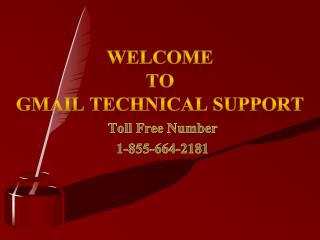Gmail Tech Support Number USA