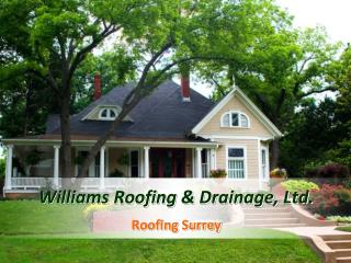 Hiring a Professional Roofing Company in Surrey