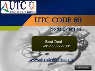 UTC Code 60 – UTC Code 60 Noida