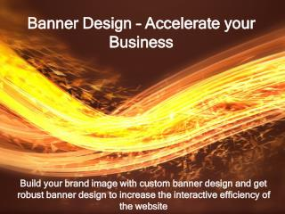 Affordable, custom-made banner ad designs Service in Mumbai