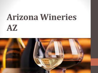 Arizona Wineries AZ
