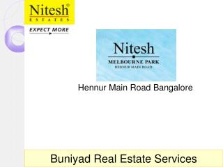 Nitesh Melbourne Park - Search for luxury ends here