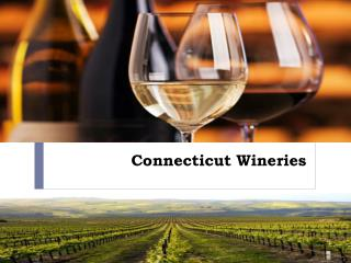 Connecticut Wineries