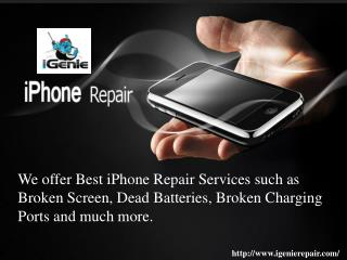 Best iPhone Repair Services