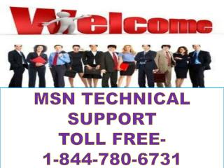 How To Contact MSN Customer Support