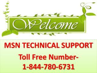 MSN Customer Support Number