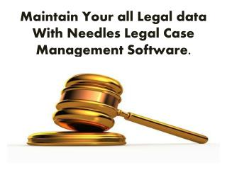 legal case management software