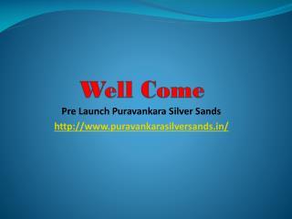 Puravankara Silver Sands
