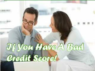 Move For The Financial Burden Without Any Credit Check