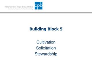 Building Block 5