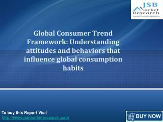 JSB Market Research: Global Consumer Trend Framework