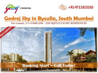 Godrej Sky Apartments in Mumbai Specifications & Reviews