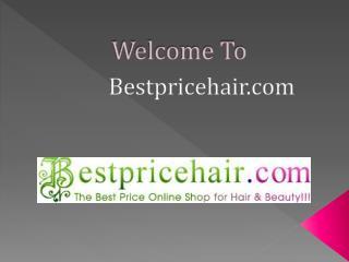 Human Hair Extensions - Bestpricehair