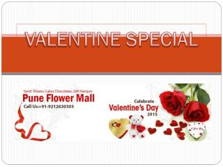 Deliver Valentine's Day Flowers to Pune