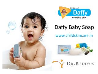 Best baby skin care soap