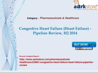 Aarkstore - Congestive Heart Failure (Heart Failure) - Pipel
