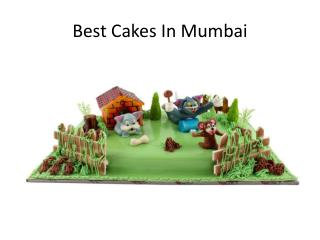 Best Cakes in Mumbai