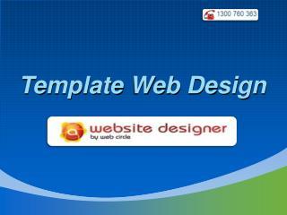 Template Web Design - awebsitedesigner