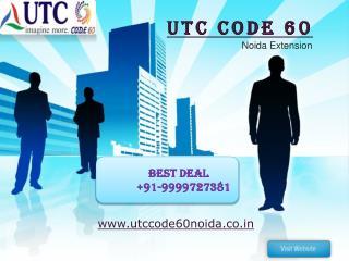 UTC Code 60 Noida